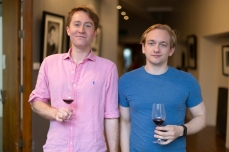 Henry Chambers, Vagabond, and Daniel Grigg, the Museum Wine Company